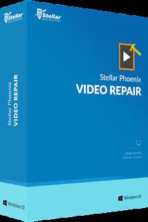 اصلاح مشاكل الفيديوهات المعطوبه Stellar Phoenix Video Repair.3.0.0.0