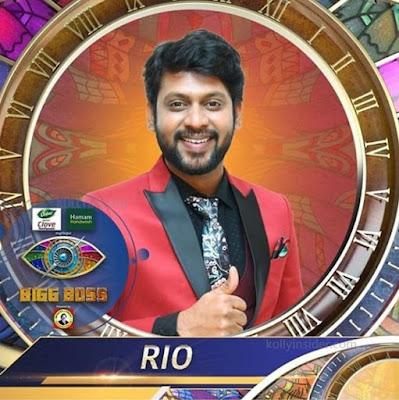 Bigg Boss Tamil Season 4 Rio