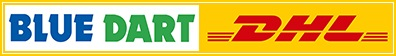 Bluedart DHL Courier Franchise Business - Bluedart DHL Logo