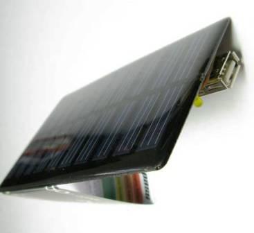 Charger Tenaga Surya – Bikin Sendiri Simple HP Solar Charger