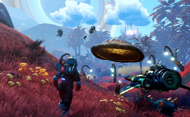 No Man's Sky new mode join expeditions