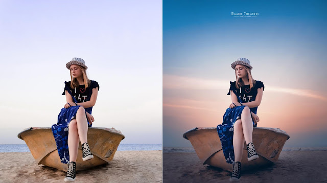 How to edit outdoor Photography/change Background in Photoshop