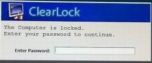 تنزيل برنامج ClearLock لقفل جهاز الكمبيوتر