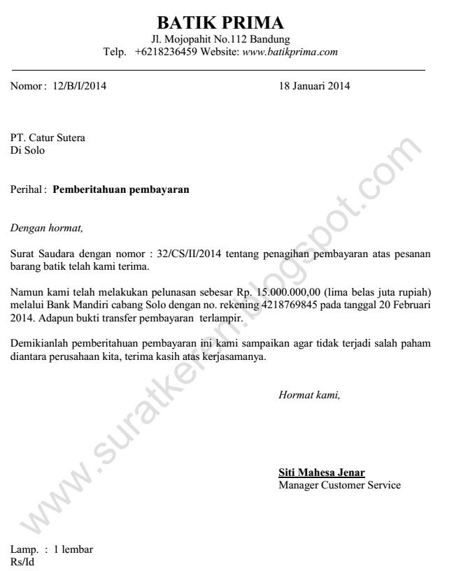 Contoh Surat Dinas Bentuk Lurus Penuh - Sportschuhe Herren ...