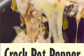 Crock Pot Pepper Jack Chicken