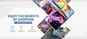 ASUS Online Store Resmi Ada di Indonesia