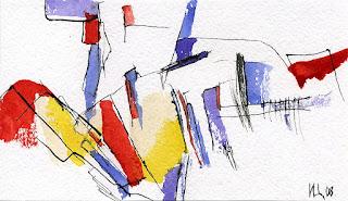 Акварель - современная живопись