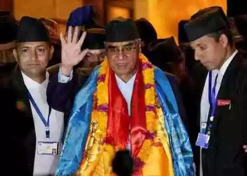Sher Bahadur Deuba replaces KP Sharma Oli, Becomes Nepal's prime minister for the fifth time