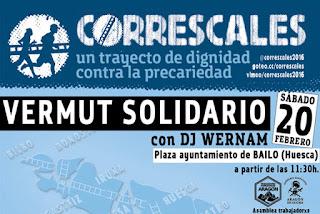 Bomberos Forestales de Aragón participarán en Correscales