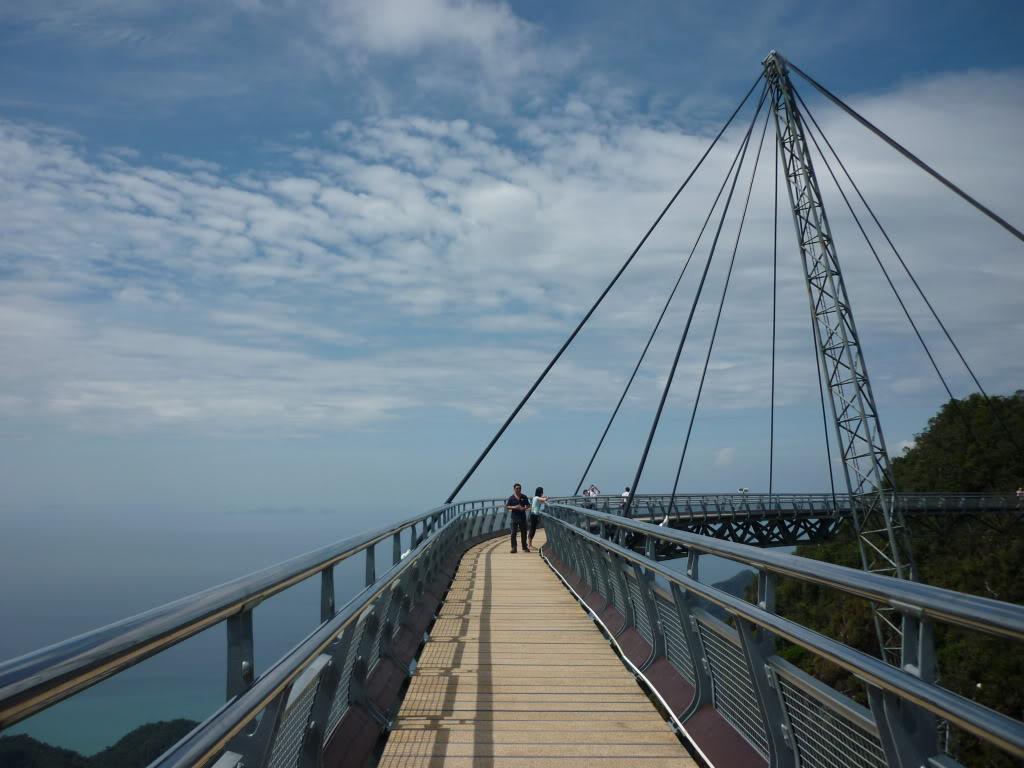صور جسر السماء في ماليزيا , الطبيعة الخلابة فى ماليزيا