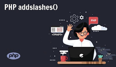 PHP addslashes() Function