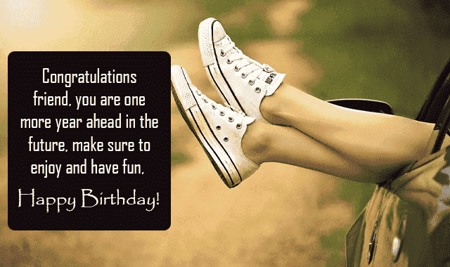 Happy birthday images with quotes for friend