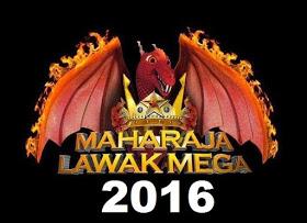 Minggu Ke-8 Maharaja Lawak Mega 2016