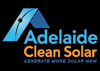 Adelaide Clean Solar Logo Vector
