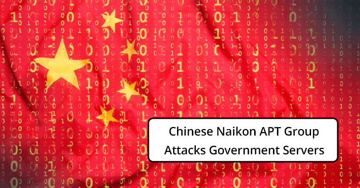 Chinese Naikon APT Group Compromises Government Servers to Evade Detection and to Launch other Attacks