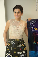 Taapsee Pannu in transparent top at Anando hma theatrical trailer launch ~  Exclusive 077.JPG