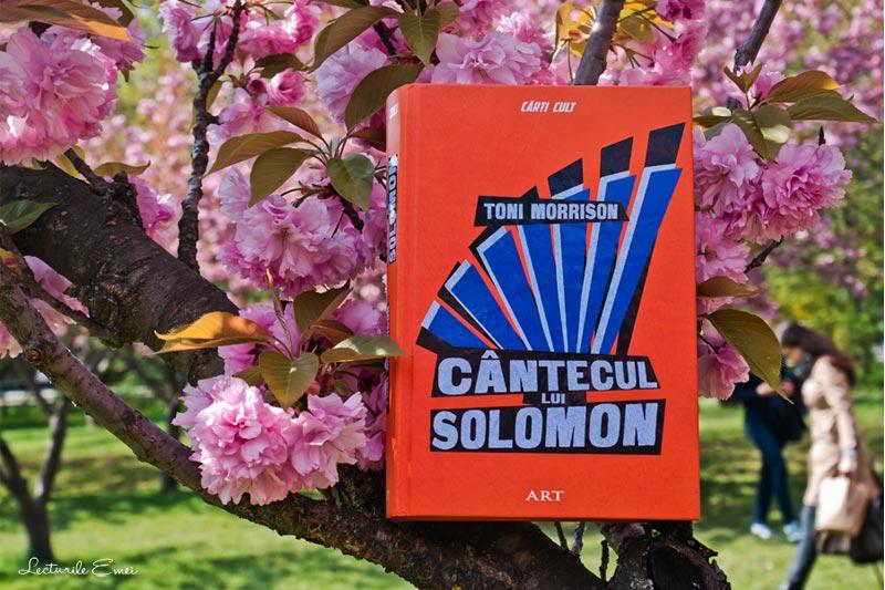 """""""Cântecul lui Solomon"""" Toni Morrison"""