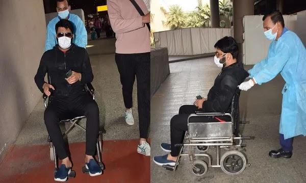 Why Kapil Sharma is on Wheelchair?