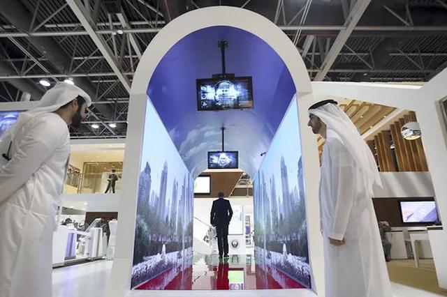 Bandara Dubai menggantikan pemeriksaan keamanan dengan ikan pemindaian wajah