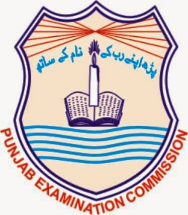 BISE Lahore Board 8th Class Date Sheet 2017