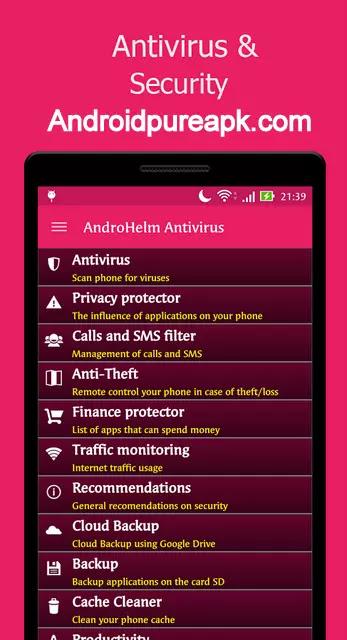 AntiVirus Android Premium Apk