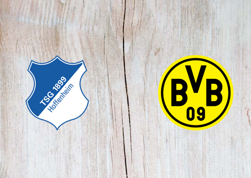 Hoffenheim vs Borussia Dortmund -Highlights 20 December 2019