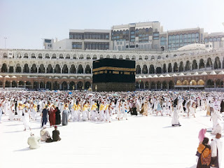 Naik Haji karena Berdoa