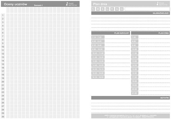 D.I.Y.: Mój spersonalizowany organizer Design Your Life