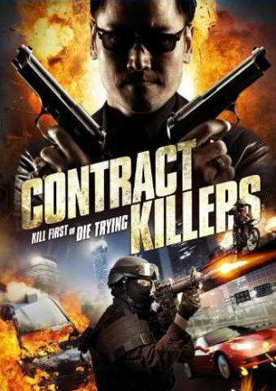 Contract Killers 2014 BRRip 720p Dual Audio In Hindi English ESub