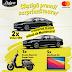 Concurs Deluxe si Mastercard - Castiga 2 autoturisme Volvo S90