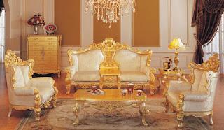 Jual Set Kursi Tamu Sofa