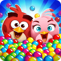 Angry Birds POP Bubble Shooter Unlimited (Coin - Power Up) MOD APK