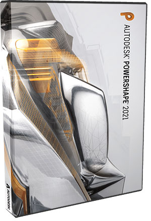 Autodesk PowerShape Ultimate 2021 poster box cover