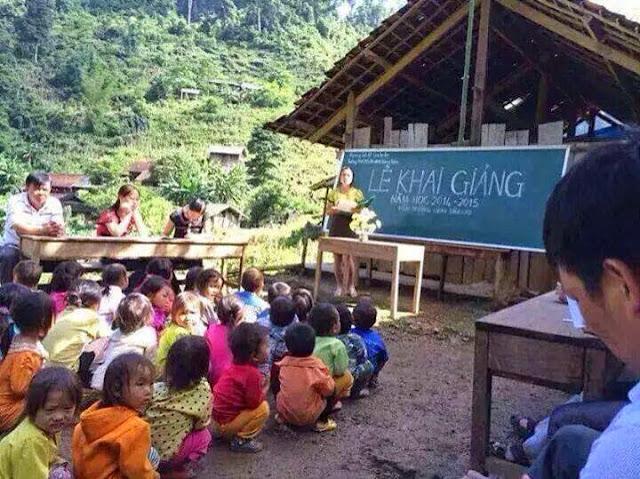 Sau 40 năm VC cầm quyền ở quê hương Khaigiang