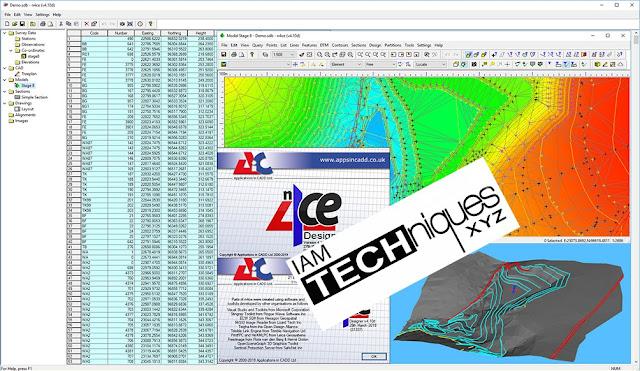 In CADD n4ce Designer