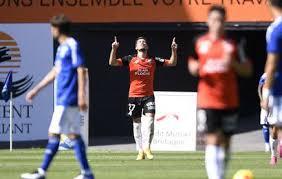 Video Lorient 3-1 Strasbourg: Vòng 1 Ligue I