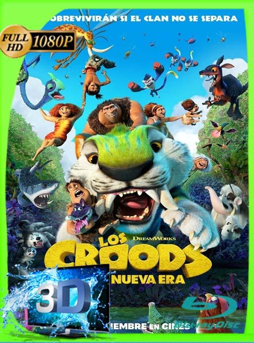 Los Croods 2: una nueva era (2020) 3D SBS Latino [GoogleDrive] [tomyly]