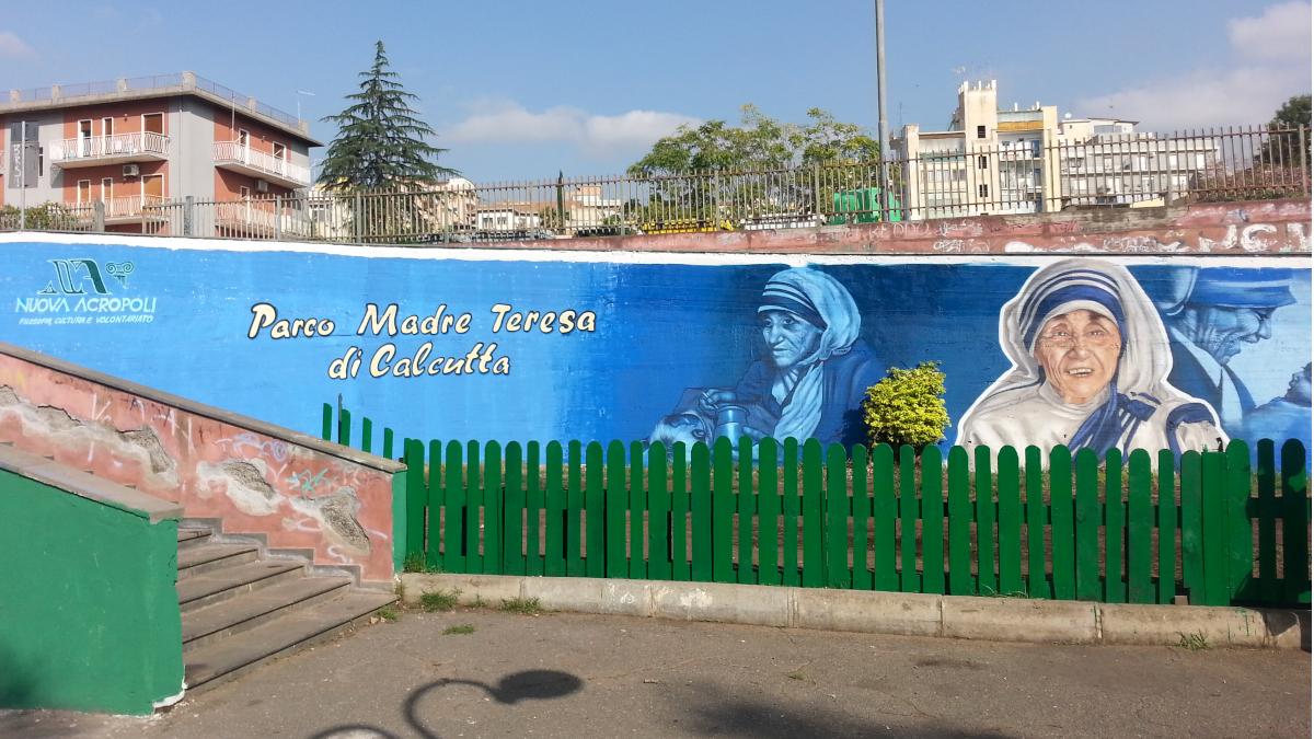 parco Madre Teresa di Calcutta