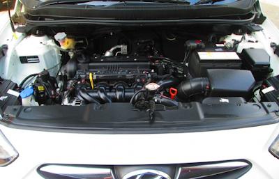Foto Mesin Hyundai Grand Avega