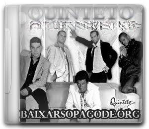 CD Quinteto em Branco - Quinteto (2012)