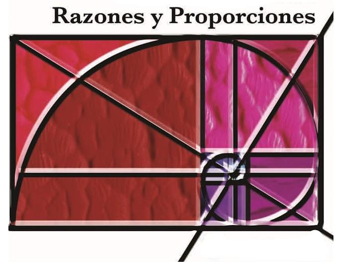 Razones y Proporciones - Algo de Matemáticas