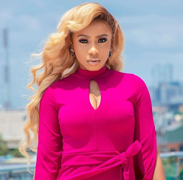 "Mercy brags ""Nobody can stop woman touched by God"""