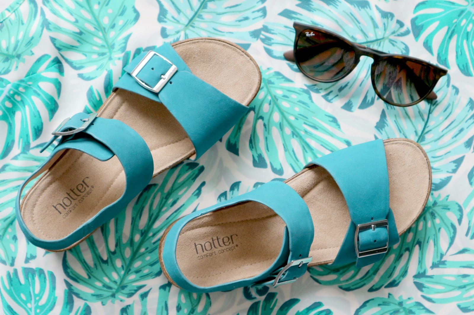 Hotter Sandals Ray-Ban Erika Review
