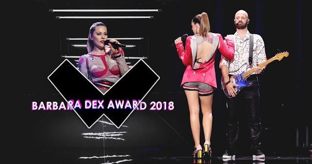 Eye Cue gewinnen Barbara Dex Award für das schrecklichste Outfit