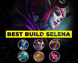 Best Build Item Selena: Mobile Legends