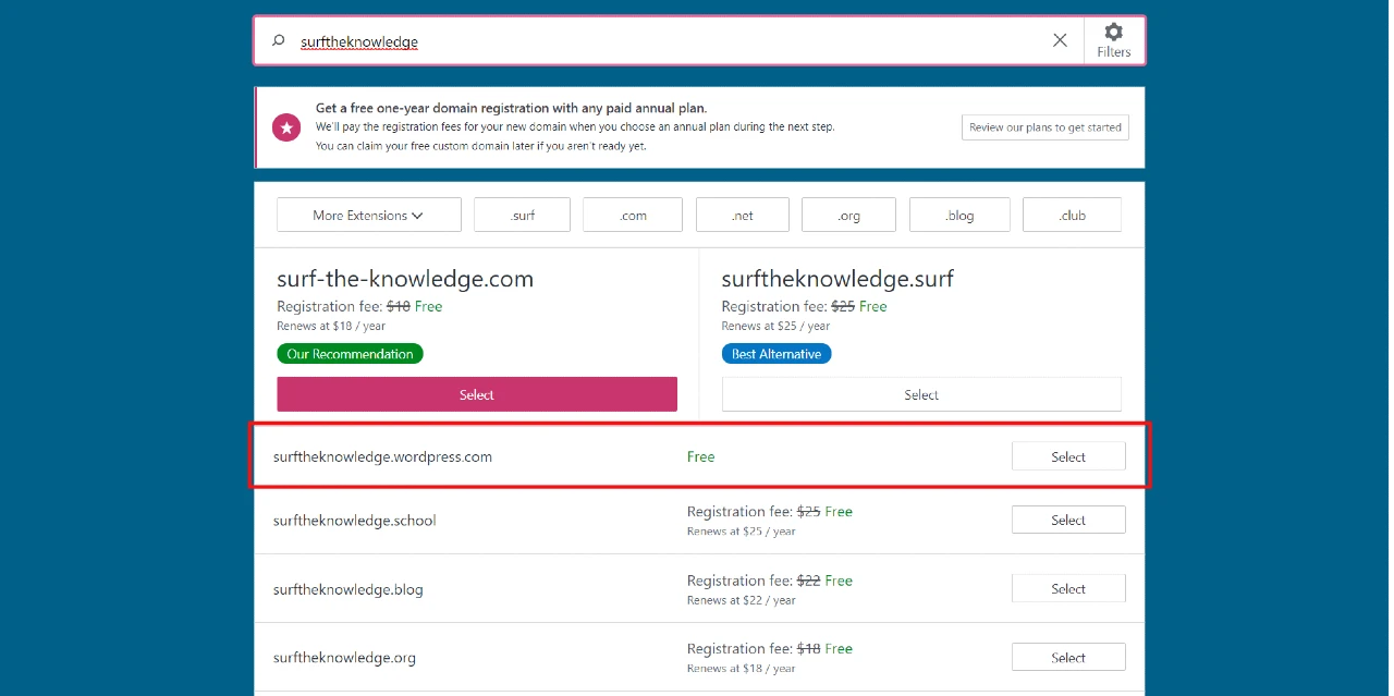 how to create a free wordpress blog in Nepal