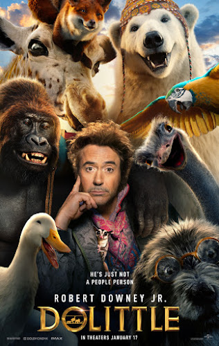 Dolittle (HDRip 720p Ingles Subtitulada) (2020)
