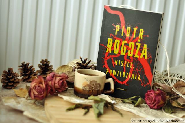 Piotr Rogoża książka