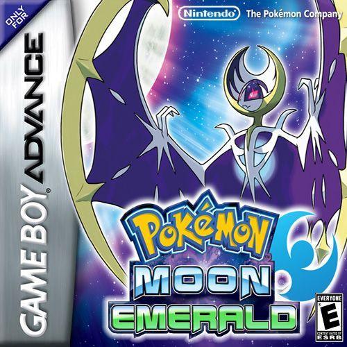 Pokémon Moon Emerald ROM GBA