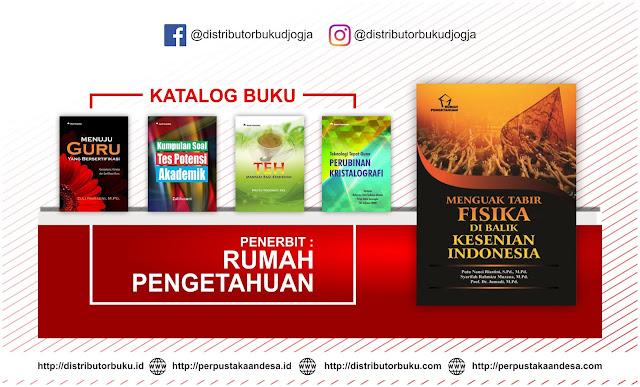 Buku Terbaru Terbitan Penerbit Rumah Pengetahuan